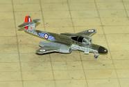 SF293 | SkyFame Models 1:200 | Gloster Meteor NF.14 RAF WS790:H 33 Sqn., Leeming 1955