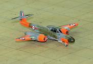 SF301 | SkyFame Models 1:200 | Gloster Meteor NF.14 RAF WS774:D, 2 Air Navigation School