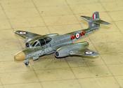 SF297 | SkyFame Models 1:200 | Gloster Meteor NF.14 RAF WS744 85 Sqn., Church Fenton