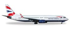 530408 | Herpa Wings 1:500 | Boeing 737-800 British Airways (Comair) ZS-SWG | is due: July / August 2017