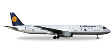 530491 | Herpa Wings 1:500 | Airbus A321 Lufthansa D-AIRR, 'Kranichschutz' | is due: July / August 2017