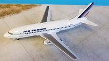JF-737-2-002 | JFox Models 1:200 | Boeing 737-200 Air France F-GBYF