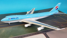 JF-747-2-019 | JFox Models 1:200 | Boeing 747-200 Korean Air HL7463