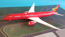 XX2088 | JC Wings 1:200 | Boeing 787-9 Hainan Airlines B-6998 (all red, with stand)