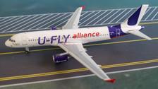 PH04130 | Phoenix 1:400 | Airbus A320 HK Express B-LPH, 'U-Fly Alliance'