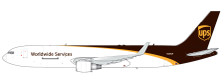 GJUPS1664 | Gemini Jets 1:400 | Boeing 767-300F UPS N320UP