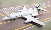 IF13291017   InFlight200 1:200   L-1329 JetStar 8 Mexican AF 3908 (with stand)