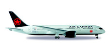 530613   Herpa Wings 1:500   Boeing 787-8 Air Canada C-GHPQ   is due: September / October 2017