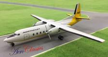 A2N375NE | Aero Classics 200 1:200 | Fairchild FH-227 Northeast N375NE