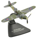 OXAC071 | Oxford Die-cast 1:72 | Bell Airocobra 1, 601'City of London Sqdn' RAF Duxford., 1949