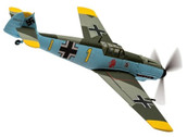 AA28004 | Corgi 1:72 | Messerschmitt Bf 109E 4 Yellow 1 9.JG 26, Caffiers, France, August 1940