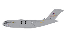 GMUSA070 | Gemini Jets 1:400 1:400 | C-17 Globemaster III USAF 30600, Memphis ANG