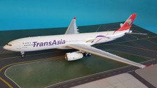 IF333GE001 | InFlight200 1:200 | Airbus A330-300 TransAsia B-22101 (with stand)
