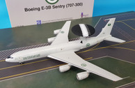 IFE31017   InFlight200 1:200   E-3B Sentry Saudi AF 1804 (with stand)