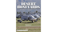 9780764336621 | Books | Desert Boneyards-Retired Aircraft Storage Facilities in the US. Patrick Hoeveler & Adel Kramer