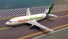 ACN842AL | Aero Classics 1:400 | Boeing 737-200 Aloha Air Cargo N842AL