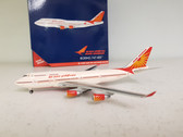 GJAIC1638 | Gemini Jets 1:400 1:400 | Boeing 747-400 Air India VT-EVA