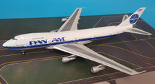 IF7420317 | InFlight200 1:200 | Boeing 747-200 Pan Am N724PA, 'Clipper Fairwind' (with stand)