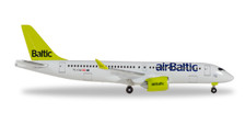 530798 | Herpa Wings 1:500 | Bombardier CS300 AirBaltic YL-CSA | is due: November / December 2017
