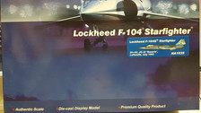 HA1035 | Hobby Master Military 1:72 | Lockheed F-104G Starfighter Luftwaffe