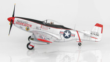HA7736 | Hobby Master Military 1:48 | P-51D Mustang, 36th FBS, 8th FBW, Capt J.W. Rogers, Korean War | is due: November 2017