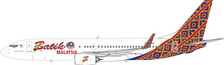 PH11396   Phoenix 1:400   Boeing 737-800 Batik Malaysia 9M-LND   is due: September 2017