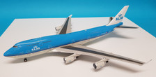IF744KLM001 | InFlight200 1:200 | Boeing 747-400 KLM PH-BFW (with stand)