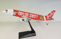 LU010 | Lupa 1:100 | Airbus A320 Air Asia 'Taylor Swift'