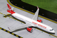 G2VRD678 | Gemini200 1:200 | Airbus A321neo Virgin America N921VA