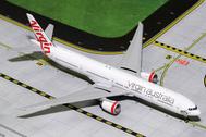 GJVOZ1677 | Gemini Jets 1:400| Boeing 777-300ER Virgin V Australia  VH-VOZ, 'Australian Flag'