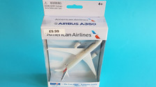 RT1667 | Toys Toys | Die-cast Plane - American Airlines A350