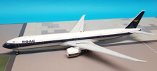 B-BOAC-777-001P | WB Models 1:200 | Boeing 777-300ER BOAC G-TRPL (polished, with stand)