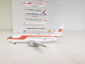 JF-737-2-008 | JFox Models 1:200 | Boeing 737-200 Thai Airways HS-TBA (with stand)