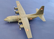 JF-C130-003 | JFox Models 1:200 | C-130H Hercules Indonesian AF A-1332 (with stand)