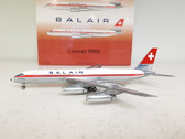 AL2003 | InFlight200 1:200 | Convair CV-990 Balair HB-ICH (with stand)