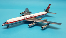 AL2002 | InFlight200 1:200 | Convair CV-990 Swissair HB-ICA (with stand)