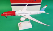 XX2200 | JC Wings 1:200 | Boeing 787-9 Norwegian G-CKLZ, 'Unicef' (with stand)