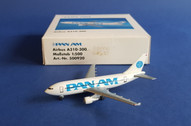 500920-001   Herpa Wings 1:500   Airbus A310-200 Pan Am N806PA, 'Clipper Betsy Ross' (25 Years)