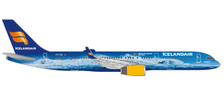 531108 | Herpa Wings 1:500 | Boeing 757-200 Icelandair TF-FIR, '80 Years', 'Vatnajokull' | is due: January / February 2018