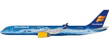 611848 | Herpa Snap-Fit (Wooster) 1:200 | Boeing 757-200 Icelandair TF-FIR, '80 Years', 'Vatnajokull'