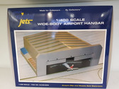 GJWBHGR2 | Gemini Jets 1:400 1:400 | Airport Accessories - Wide Body Aircraft Hangar