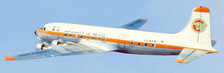 ACXANAM   Aero Classics 1:400   DC-6 Aeronaves Mexico XA-NAM   is due: December 2017