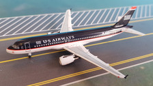 ACN118US2 | Aero Classics 1:400 | Airbus A320 US Airways N118US (old colours) | is due: December 2017