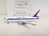 JF-737-2-001 | JFox Models 1:200 | Boeing 737-200 Thai Air Force L11-1/26 (with stand)