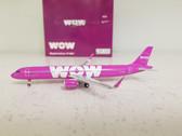 PH11415 | Phoenix 1:400 | Airbus A321neo WOW TF-SKY