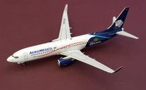 PH04158 | Phoenix 1:400 | Boeing 737-800 AeroMexico N861AM
