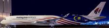 PH04165 | Phoenix 1:400 | Airbus A350-900 Malaysia Airlines 9M-MAC, 'Negaraku'