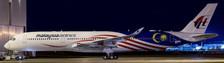 EAG100054 | Eagle 1:200 | Airbus A350-900 Malaysia Airlines 9M-MAC, 'Negaraku' | is due: November 2017