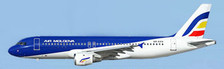 AC19184 | Aero Classics 1:400 | Airbus A320 Air Moldova ER-AXV | is due: