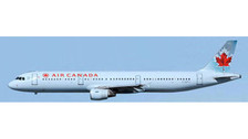 AC19187 | Aero Classics 1:400 | Airbus A321 Air Canada C-GITY | is due: January 2018